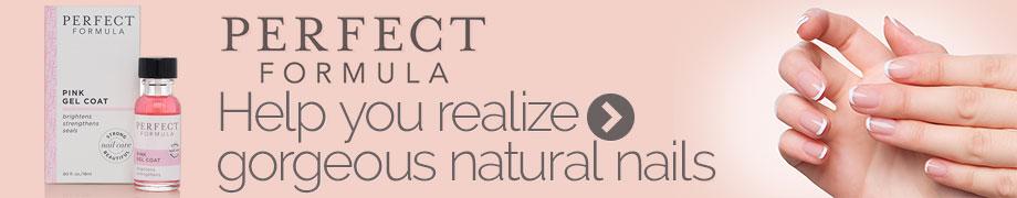 Perfect Formula Nail Care Products