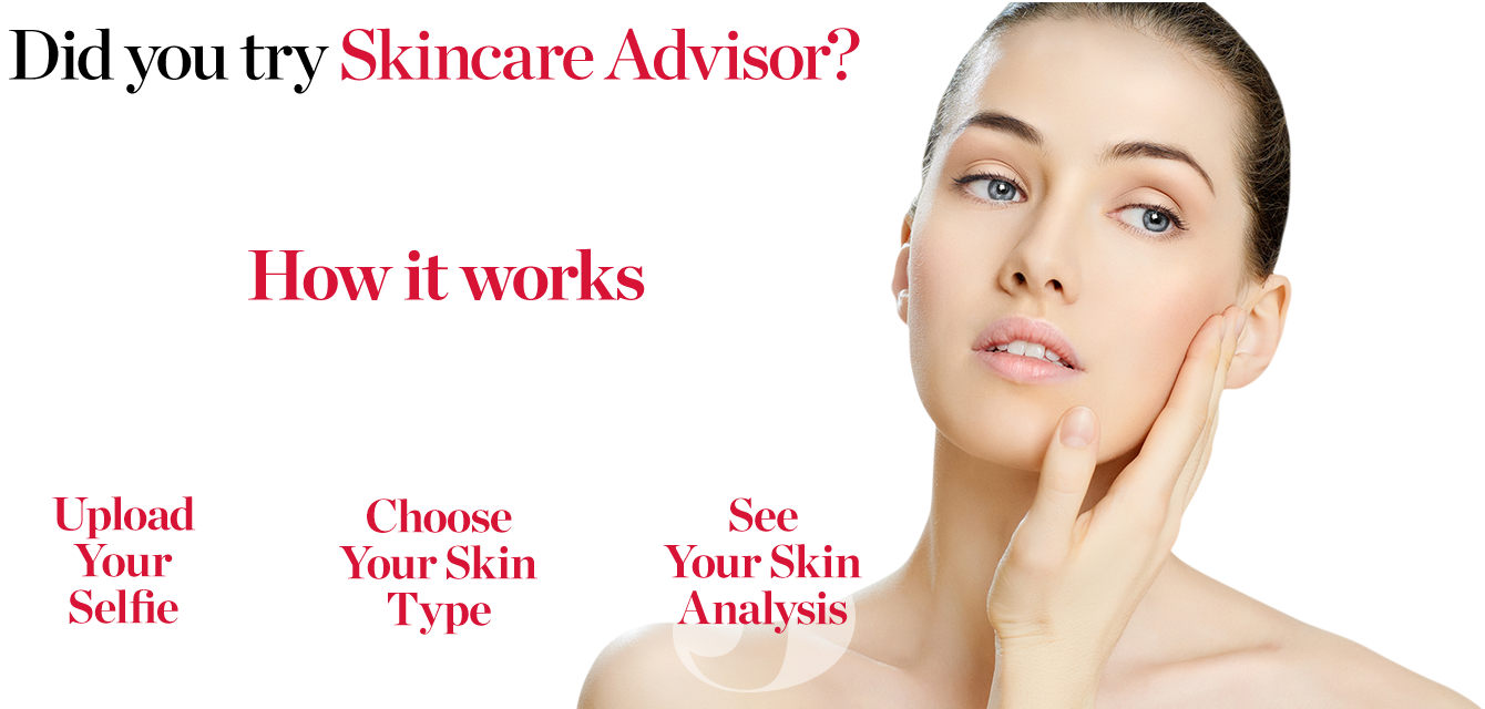 TRY SKINCARE ADVISOR