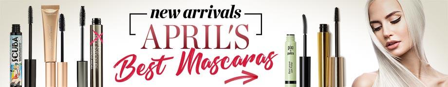 April's New Mascara and Lash Primers
