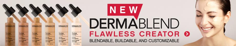 Dermablend Cosmetics New Arrivals