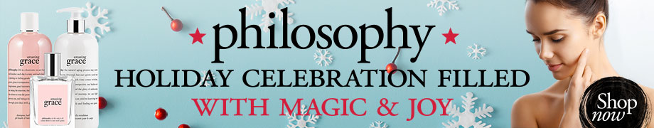 philosophy holiday gift sets