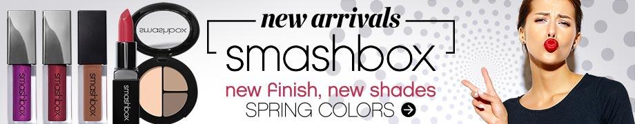 Smashbox New Arrivals Spring